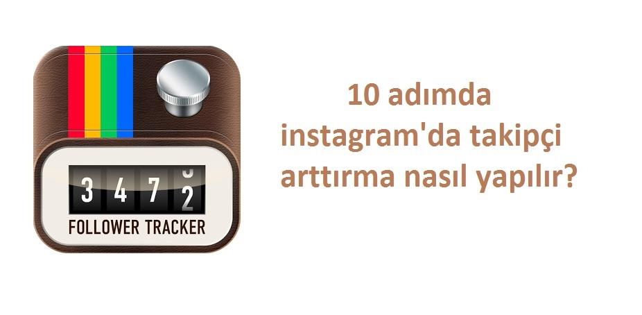 10 adımda instagram