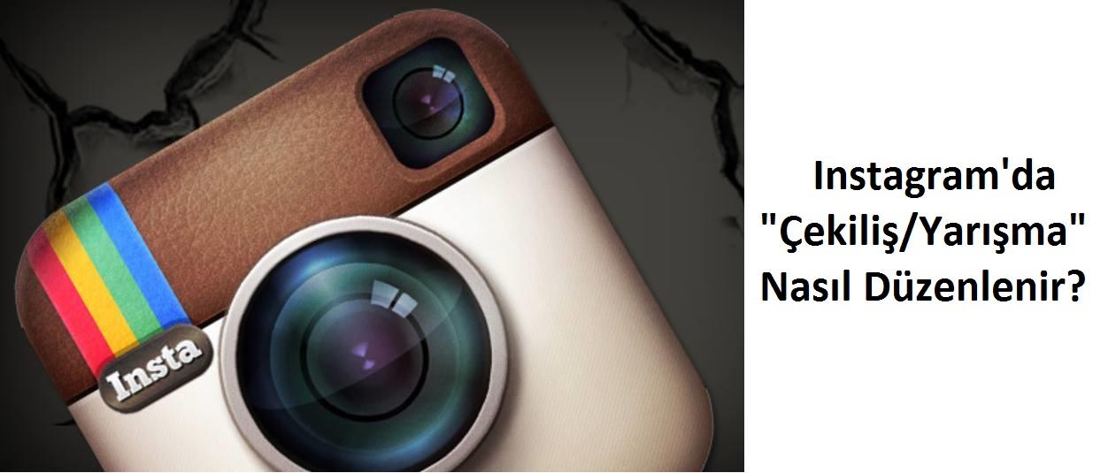 instagram çekiliş yap Instagram Da Cekilis Var Etkinligi Nasil Duzenlenir Salih Bosca