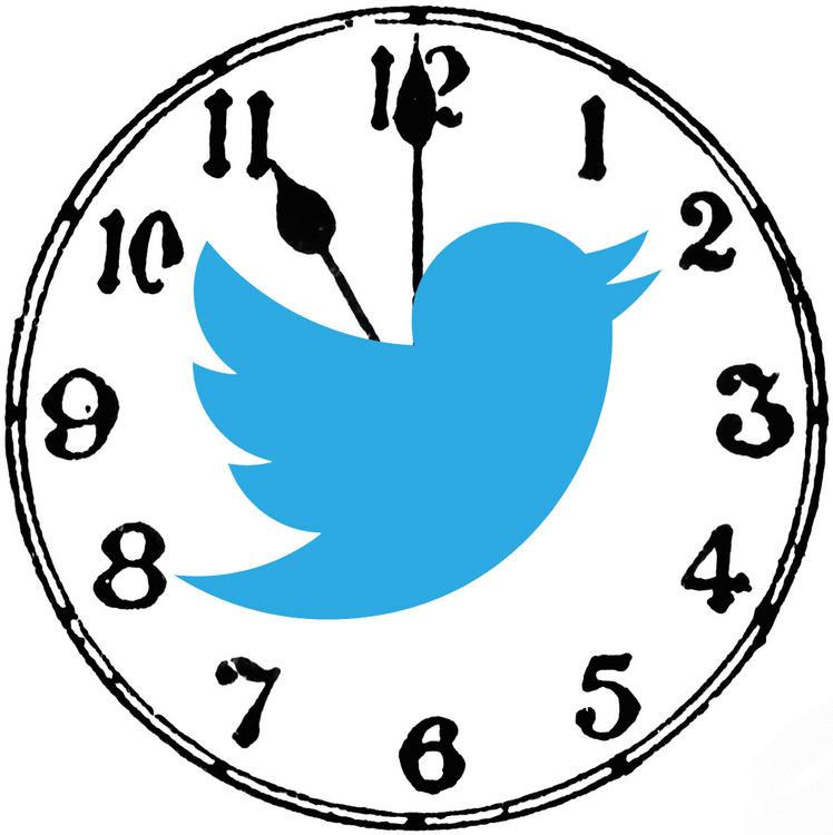 twit paylaşım zamanı