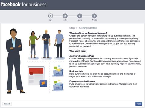 1-Business Manager nasıl kurulur