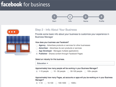 2-Business Manager nasıl kurulur - devam