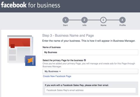 3-Business Manager nasıl kurulur - devam