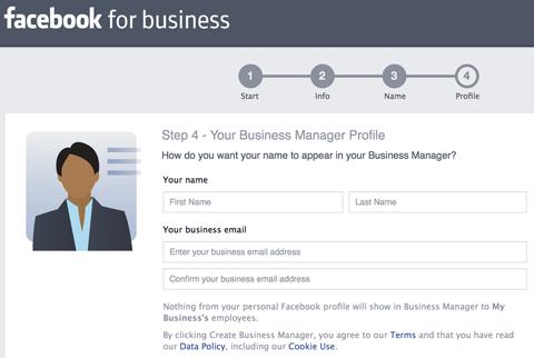 4-Business Manager nasıl kurulur - devam