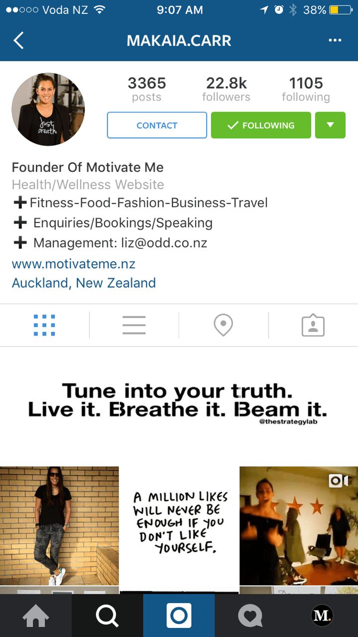 Instagram Kurumlara Özel Profil Hazırlığında1