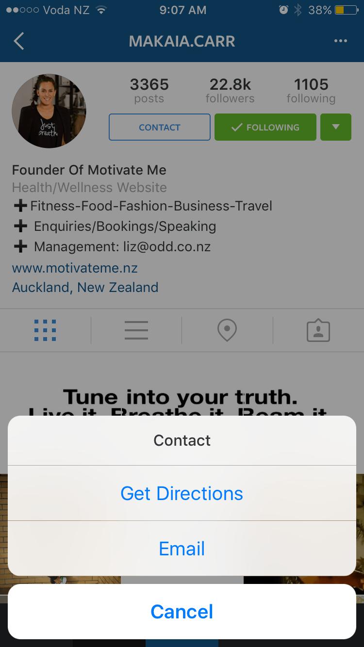 Instagram Kurumlara Özel Profil Hazırlığında2