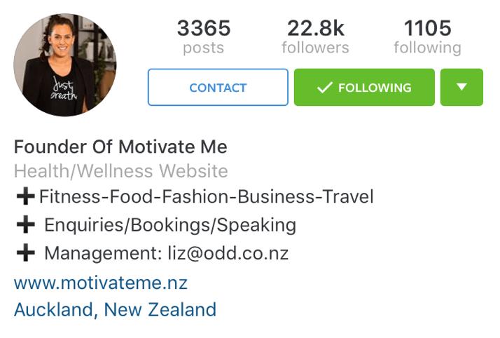 Instagram Kurumlara Özel Profil Hazırlığında4