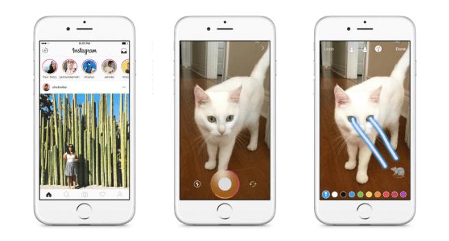 Instagram hikayeleri nedir ve Ne işe yarar