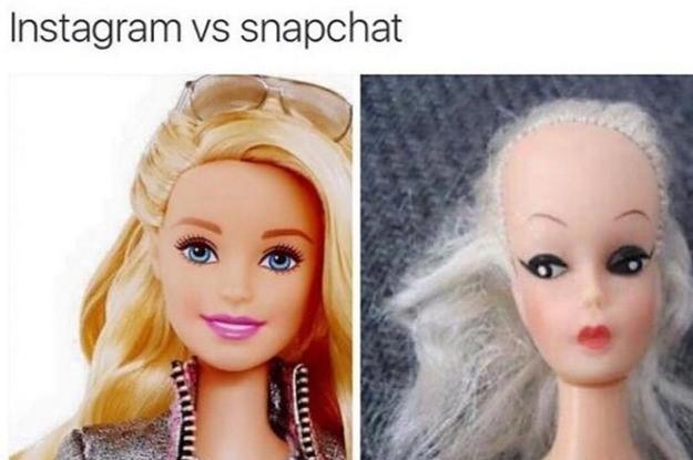 instagramVSsnapchat